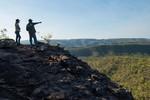 Split Rock Escarpment